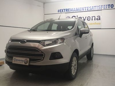 Ford Ecosport FreeStyle 1.6 AT (Flex) 2016 2017}