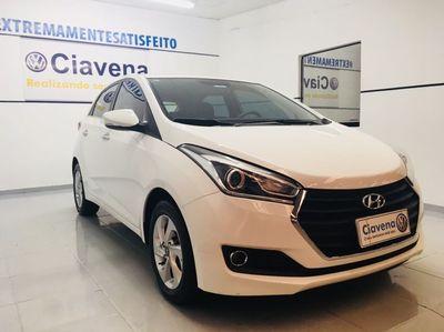 Hyundai HB20 1.6 Premium (Aut) 2016}