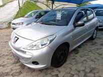 Peugeot 207 207 Passion XR 1.4 (10 ANOS BRASIL)(Flex) 2013}