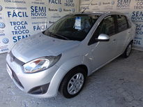 Ford Fiesta Sedan 1.6 Rocam (Flex) 2013}