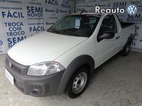 Fiat Strada Working 1.4 (Flex) 2016}