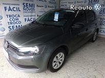 Volkswagen Voyage 1.6 MI 8V FLEX 4P MANUAL 2015}