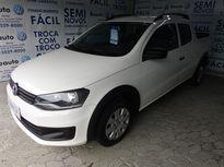Volkswagen Saveiro Trendline 1.6 CD 2015}