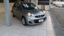 Nissan March 1.0 S 2016 2016}