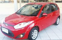 Ford Fiesta Hatch SE 1.0 RoCam (Flex) 2014}