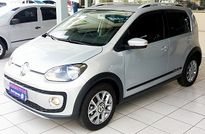 Volkswagen Cross Up! 1.0 12v 2017}
