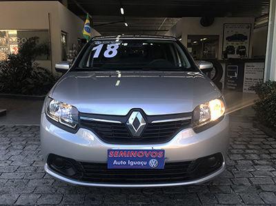 Renault Logan Expression 1.6 8V 2016 2018}