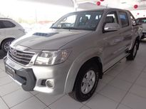 Toyota Hilux Cabine Dupla SRV A/T 3.0L 4x4 Diesel 2013}