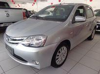 Toyota Etios Cross XLS 1.5L (Flex) 2014}