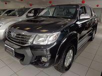 Toyota Hilux Cabine Dupla SRV A/T 3.0L 4x4 Diesel 2012}