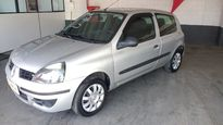 Renault Clio Authentique 1.0 16V (Flex) 2p 2012}