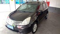 Nissan Livina S 1.6 16V (flex) 2014}