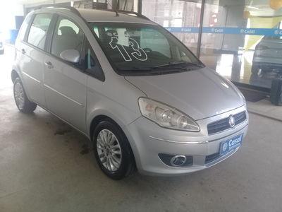 Fiat Idea Essence 1.6 16V E.TorQ Dualogic 2013}