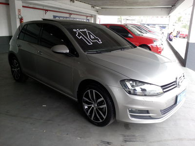 Volkswagen Golf Highline 1.4 TSI (Aut) 2014}
