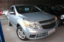 Chevrolet Agile LT 1.4 8V (Flex) 2011}
