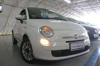 Fiat 500 Cult Dualogic 1.4 8V 2014}