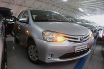 Toyota Etios Sedan 1.3 X 16V FLEX 4P MANUAL 2016}