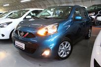 Nissan March 1.6 16V SV (Flex) 2016}