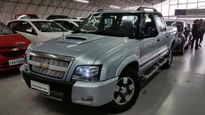 Chevrolet S10 S10 Executive 4x2 2.8 Turbo Electronic (Cab Dupla) 2010}