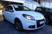 Renault Sandero 1.0 TECH RUN 16V FLEX 4P MANUAL 2014}