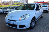 Renault Sandero Authentique 1.0 16V (Flex) 2012}