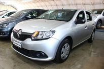 Renault Sandero Authentique 1.0 16V (Flex) 2015}