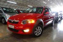 Fiat Strada Trekking 1.6 16V (Flex) (Cab Dupla) 2015}