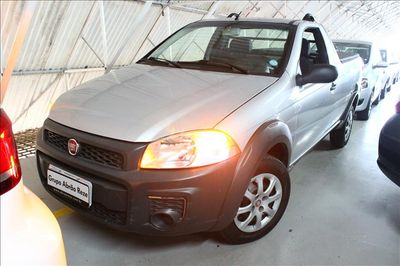 Fiat Strada Working 1.4 (Flex) 2015}