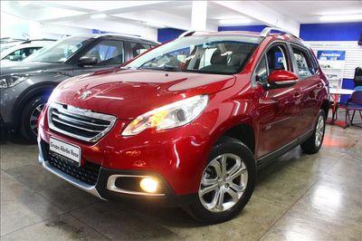 Peugeot 2008 Allure 1.6 (Flex) 2017}