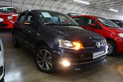 Volkswagen Gol Highline 1.6 I-Motion 2017}