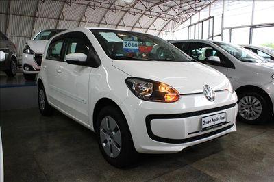 Volkswagen up! move up! 1.0 2016}