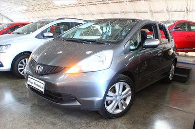 Honda Fit EX 1.5 16V (flex) (aut) 2012}