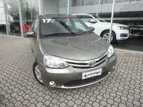 Toyota Etios Sedan XLS 1.5L (Flex) (Aut) 2017}
