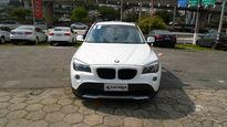 BMW X1 2.0 sDrive18i Top (aut) 2012}