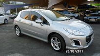 Peugeot 308 Feline 2.0 16v (Flex) (Aut) 2013}