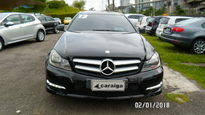 Mercedes-Benz Classe C C 180 Coupé 1.6 CGI Turbo 2013}