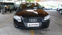 Audi A4 Avant 2.0 FSI Turbo (multitronic) 2008}