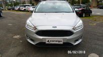 Ford Focus Sedan Titanium 2.0 PowerShift 2016}