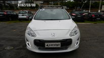 Peugeot 308 Griffe 1.6 THP 2013}