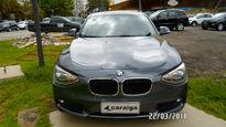 BMW 118I 1.6 16V TURBO GASOLINA 4P AUTOMÁTICO 2013}