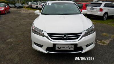 Honda Accord Sedan EX 3.5 V6 (aut) 2013}