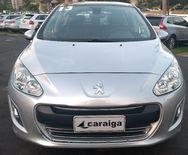 Peugeot 308 Allure 2.0 16v (Flex) 2013}