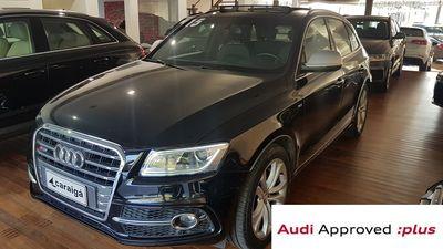 Audi SQ5 3.0 TFSI quattro 2015}