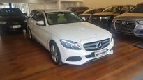 Mercedes-Benz C 180 1.6 CGI Turbo (Aut) 2016}