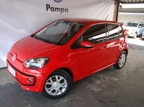 Volkswagen up! high up! 1.0 2015}