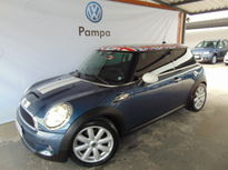 MINI Cooper S 1.6 16V Turbo (aut) 2010}