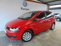 Volkswagen Fox Trendline 1.0 2014}