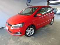 Volkswagen Fox Highline 1.6 MSI (Flex) 2015}