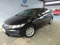 Honda Civic Sedan LXS 1.8 2014}