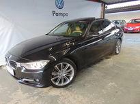 BMW 320i 2.0 Turbo (Aut) 2015}